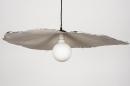 Hanglamp 14005: design, modern, wit, rond #8
