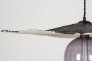 Hanglamp 14005: design, modern, wit, rond #9