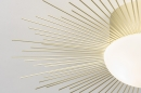 Plafondlamp 14007: design, landelijk, rustiek, klassiek #1