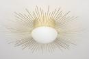 Plafondlamp 14007: design, landelijk, rustiek, klassiek #2