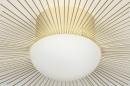 Plafondlamp 14007: design, landelijk, rustiek, klassiek #3