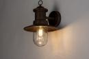 Wandlamp 14011: landelijk, rustiek, klassiek, eigentijds klassiek #1