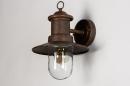 Wandlamp 14011: landelijk, rustiek, klassiek, eigentijds klassiek #4