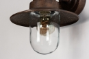Wandlamp 14011: landelijk, rustiek, klassiek, eigentijds klassiek #6