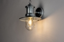 Buitenlamp 14012: landelijk, rustiek, modern, eigentijds klassiek #1