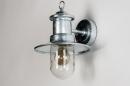Buitenlamp 14012: landelijk, rustiek, modern, eigentijds klassiek #4
