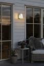 Buitenlamp 14013: modern, staal rvs, kunststof, wit #11
