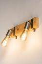Plafondlamp 14021: industrie, look, modern, stoer #10