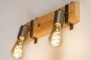 Plafondlamp 14021: industrie, look, modern, stoer #11