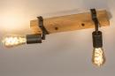 Plafondlamp 14021: industrie, look, modern, stoer #5