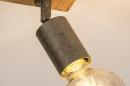 Plafondlamp 14021: industrie, look, modern, stoer #7