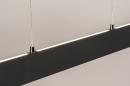 Hanglamp 14024: design, modern, metaal, grijs #11