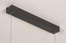 Hanglamp 14024: design, modern, metaal, grijs #13