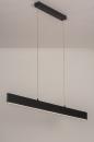 Hanglamp 14024: design, modern, metaal, grijs #2