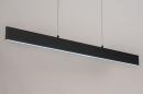 Hanglamp 14024: design, modern, metaal, grijs #3