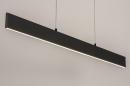 Hanglamp 14024: design, modern, metaal, grijs #4
