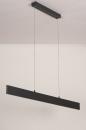 Hanglamp 14024: design, modern, metaal, grijs #6