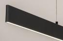 Hanglamp 14024: design, modern, metaal, grijs #9