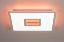 Plafondlamp 14025: modern, kunststof, acrylaat kunststofglas, metaal #2