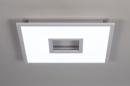 Plafondlamp 14025: modern, kunststof, acrylaat kunststofglas, metaal #3