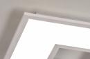 Plafondlamp 14025: modern, kunststof, acrylaat kunststofglas, metaal #9