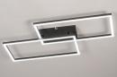 Plafondlamp 14072: design, modern, kunststof, metaal #2