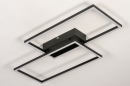 Plafondlamp 14072: design, modern, kunststof, metaal #3