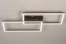 Plafondlamp 14072: design, modern, kunststof, metaal #6