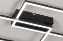 Plafondlamp 14072: design, modern, kunststof, metaal #7
