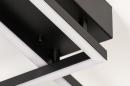 Plafondlamp 14072: design, modern, kunststof, metaal #9