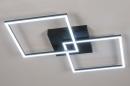 Plafondlamp 14073: design, modern, kunststof, metaal #11
