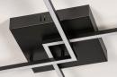 Plafondlamp 14073: design, modern, kunststof, metaal #12
