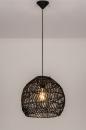 Hanglamp 14074: sale, landelijk, rustiek, modern #2