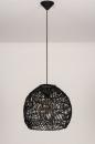 Hanglamp 14074: sale, landelijk, rustiek, modern #6