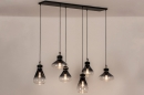 Hanglamp 14080: industrie, look, landelijk, rustiek #19