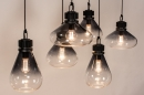 Hanglamp 14080: industrie, look, landelijk, rustiek #5