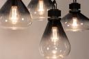 Hanglamp 14080: industrie, look, landelijk, rustiek #9