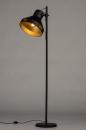 Vloerlamp 14087: landelijk, rustiek, modern, stoer #1
