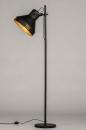 Vloerlamp 14087: landelijk, rustiek, modern, stoer #2