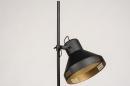 Vloerlamp 14087: landelijk, rustiek, modern, stoer #6