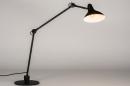 Tafellamp 14093: industrie, look, modern, stoer #4