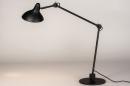 Tafellamp 14093: industrie, look, modern, stoer #5
