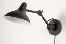 Wandlamp 14094: industrie, look, modern, stoer #5