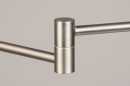 Vloerlamp 14106: design, modern, glas, helder glas #13