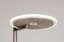 Vloerlamp 14106: design, modern, glas, helder glas #8