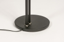Vloerlamp 14107: design, modern, glas, staal rvs #30