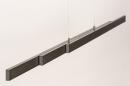 Hanglamp 14108: design, modern, staal rvs, kunststof #8