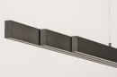 Hanglamp 14108: design, modern, staal rvs, kunststof #9