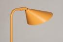 Vloerlamp 14134: design, modern, metaal, geel #6