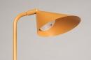 Vloerlamp 14134: design, modern, metaal, geel #7